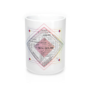 Anxiety Relief Mug 15oz