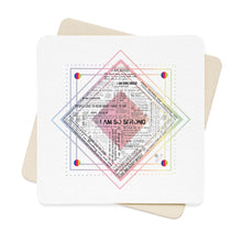Load image into Gallery viewer, Anxiety Relief, Coaster Set - 6pcs