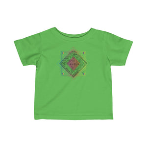 Comfort and Peace Infant Fine Jersey Tee