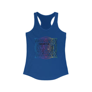 Weight Loss, Fitness Racerback Tank
