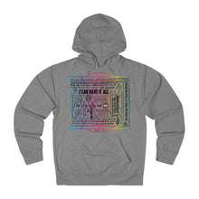 Load image into Gallery viewer, Weight Loss and Fitness Unisex Hoodie