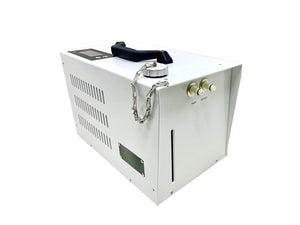 COMPCOOLER Portable Chiller Cooling System 400W Cooling Capacity  DC24V with Built-in AC110V Power Supply