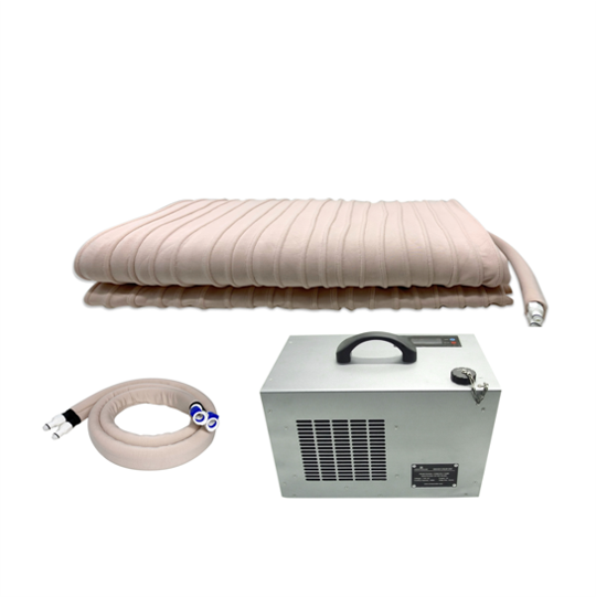 COMPCOOLER Indoor Refrigeration Cooling Blanket 400W AC 110V or 220V Wall Plug Operated