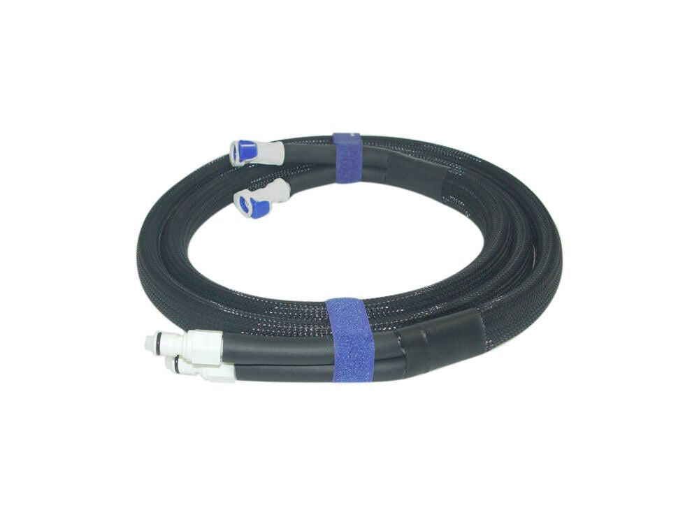 COMPCOOLER Extension Tubing with 2 Male and 2 Female Quick Fittings (3ft and 6ft)