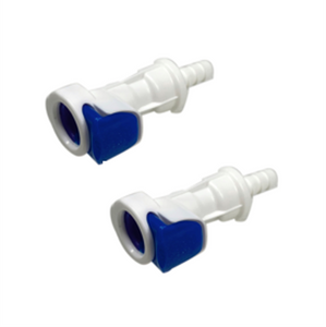 "CPC female fitting 1/4"" (two pcs)"