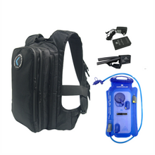Load image into Gallery viewer, COMPCOOLER  Hiker & Biker Hydration Cooling Backpack 2.5L Dual Chamber Hydration Bladder ON/OFF Mode