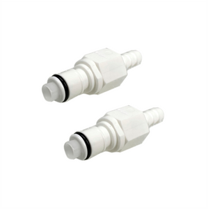 "CPC male fitting 1/4"" (two pcs)"