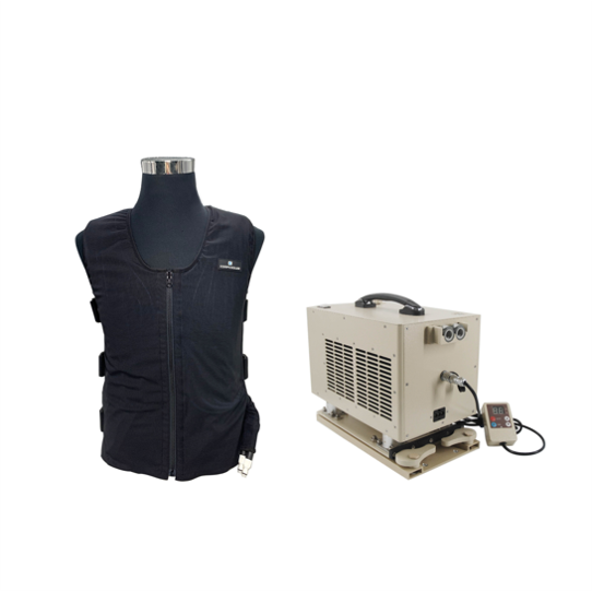COMPCOOLER Vehicle Microclimate Cooling System 400W Mil Specs 24-30V Vehicle Power Operated