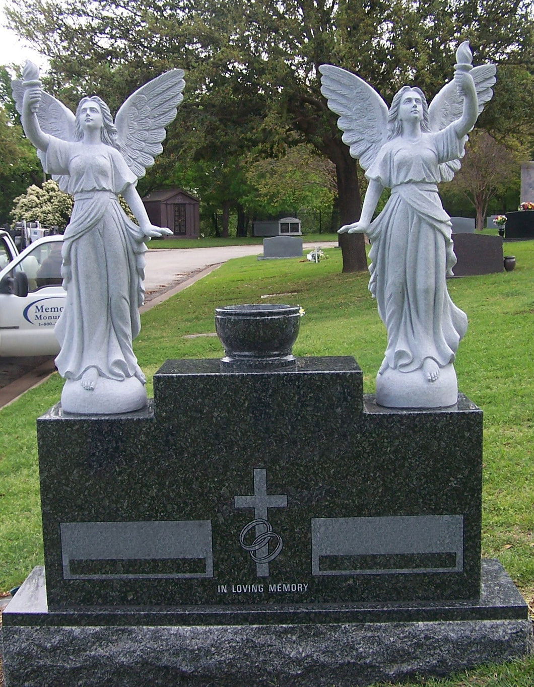 Angel Monument 13