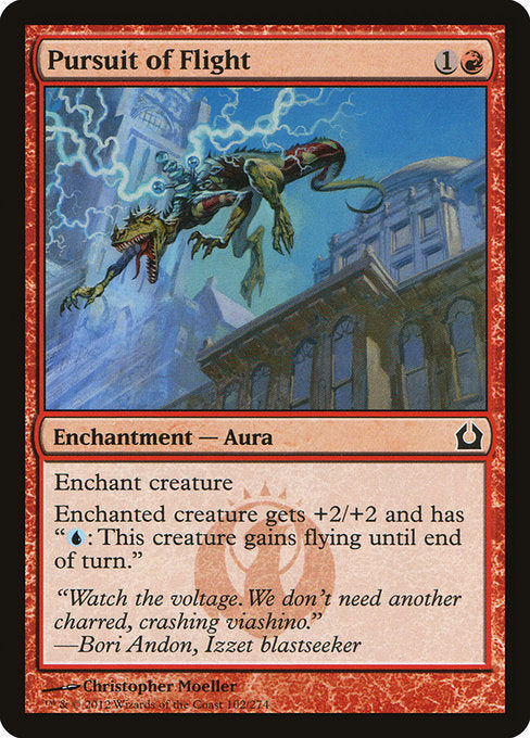 Pursuit of Flight [Return to Ravnica] | Guf