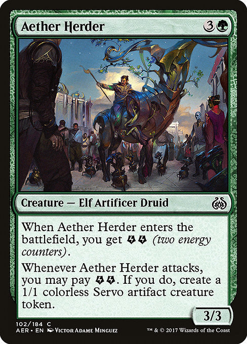 Aether Herder [Aether Revolt]