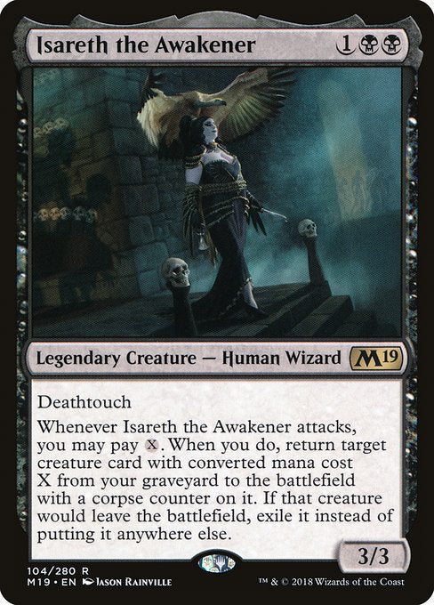 Isareth the Awakener [Core Set 2019]