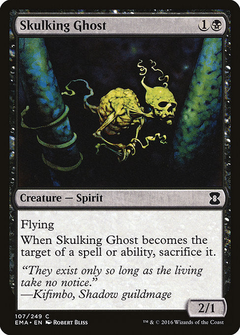 Skulking Ghost [Eternal Masters] | Guf