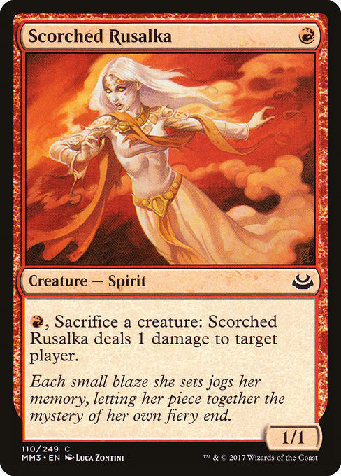 Scorched Rusalka [Modern Masters 2017] | Guf