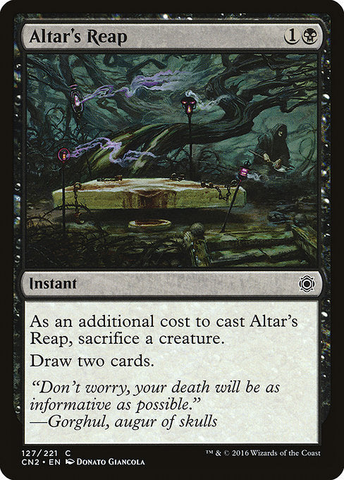 Altar's Reap [Conspiracy: Take the Crown]