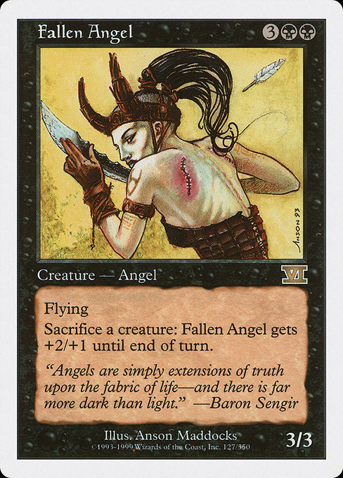 Fallen Angel [Classic Sixth Edition] | Guf