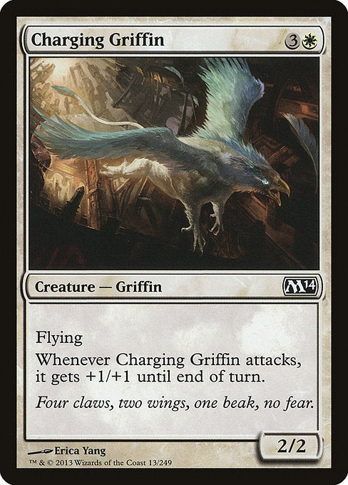 Charging Griffin [Magic 2014] | Guf