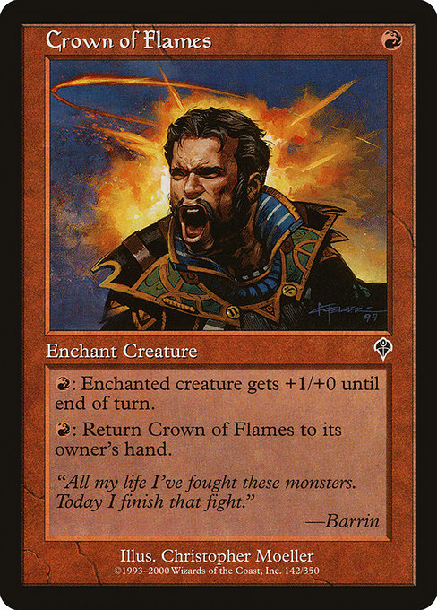 Crown of Flames [Invasion] | Guf