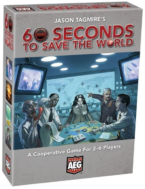 60 Seconds to Save the World | Guf