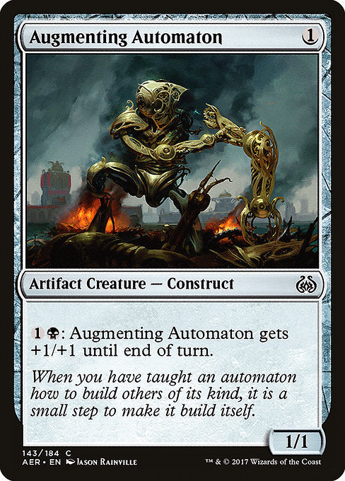 Augmenting Automaton [Aether Revolt] | Guf