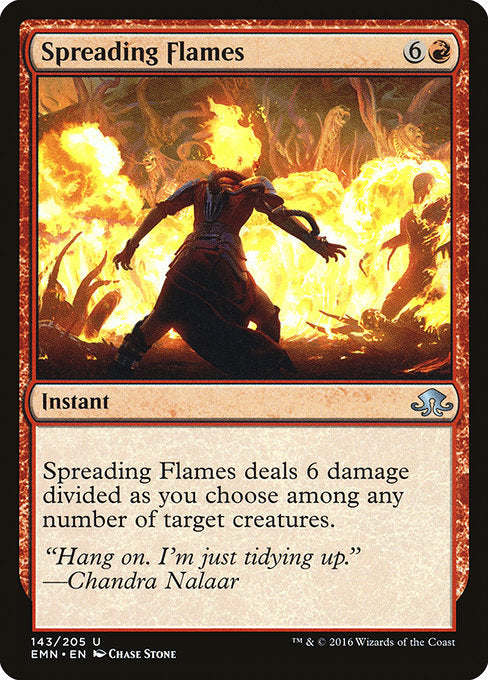 Spreading Flames [Eldritch Moon] | Guf