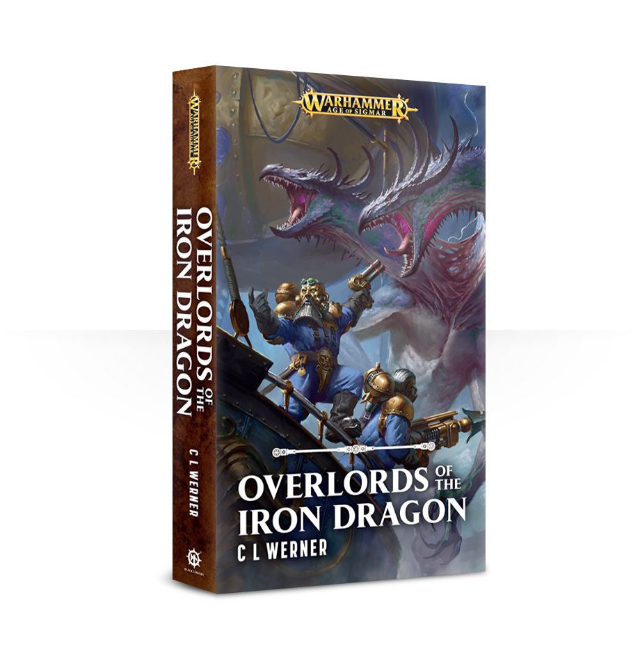AOS: Overlords Of the Iron Dragon