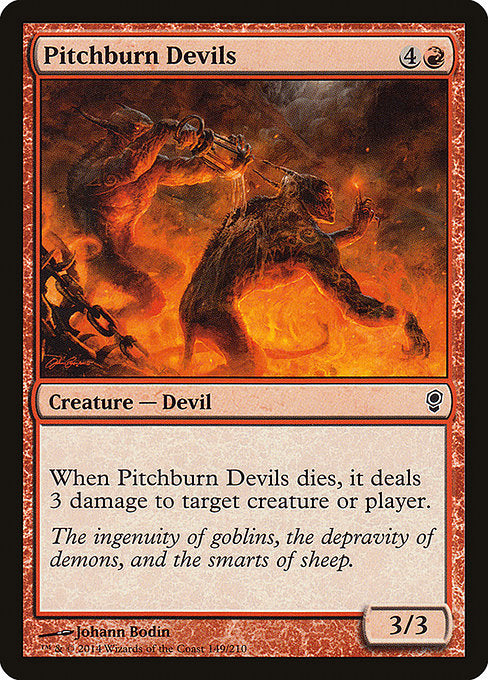 Pitchburn Devils [Conspiracy] | Guf