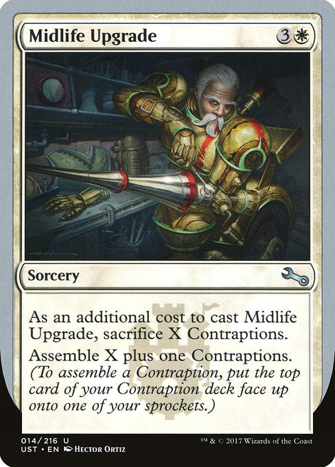 Midlife Upgrade [Unstable] | Guf