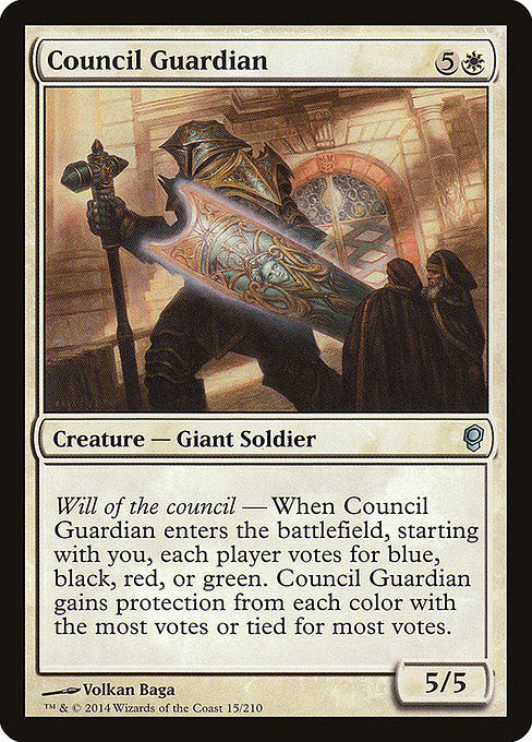 Council Guardian [Conspiracy] | Guf