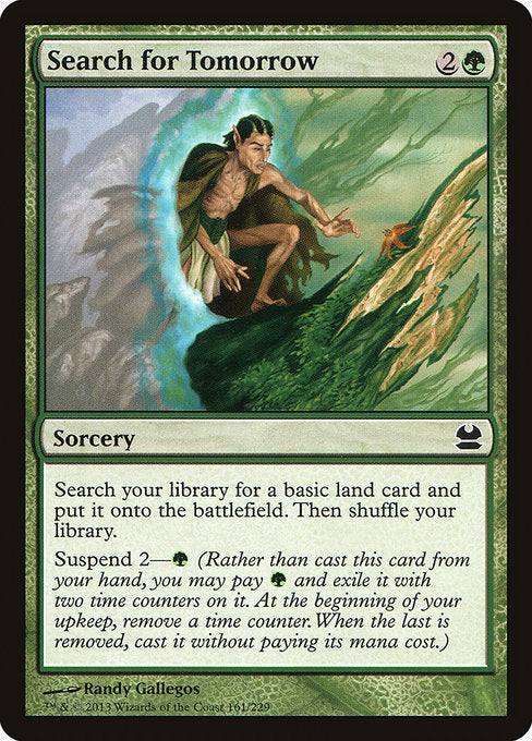 Search for Tomorrow [Modern Masters] | Guf
