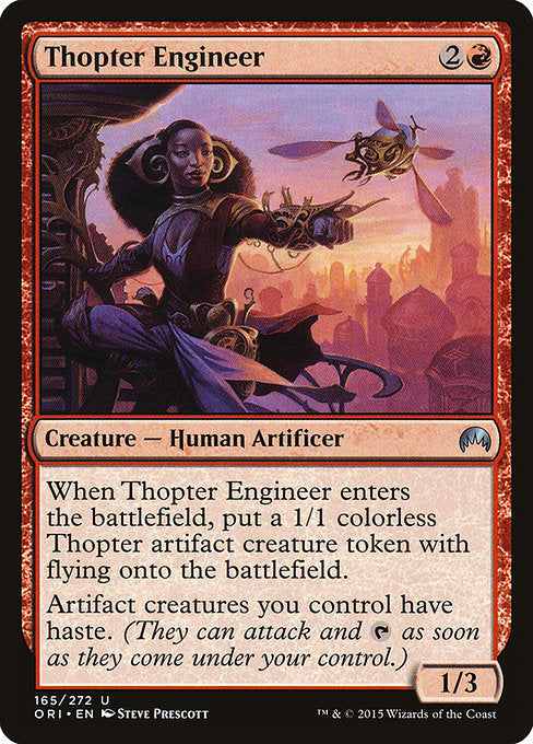 Thopter Engineer [Magic Origins] | Guf