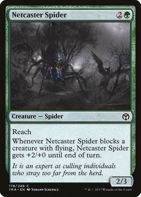 Netcaster Spider [Iconic Masters] | Guf