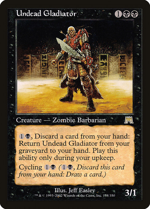 Undead Gladiator [Onslaught] | Guf
