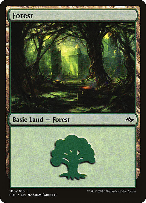 Forest [Fate Reforged] | Guf