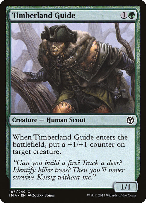Timberland Guide [Iconic Masters] | Guf
