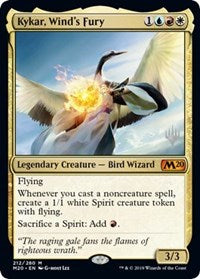 Kykar, Wind's Fury [Promo Pack: Core Set 2020]