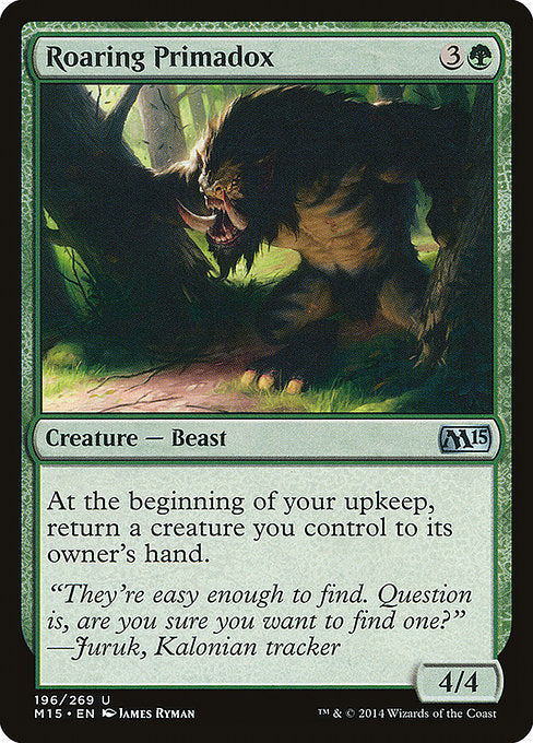 Roaring Primadox [Magic 2015] | Guf
