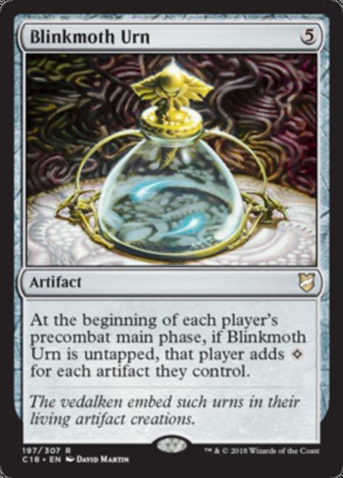 Blinkmoth Urn [Commander 2018]