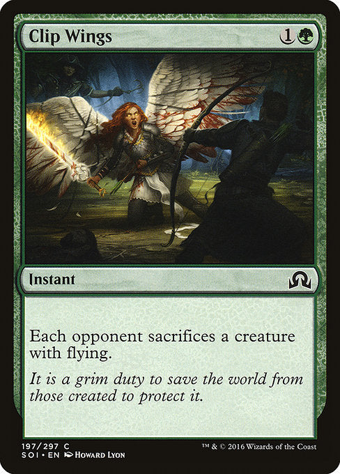 Clip Wings [Shadows over Innistrad]