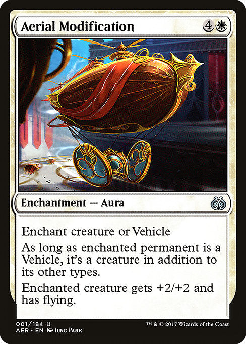 Aerial Modification [Aether Revolt] | Guf