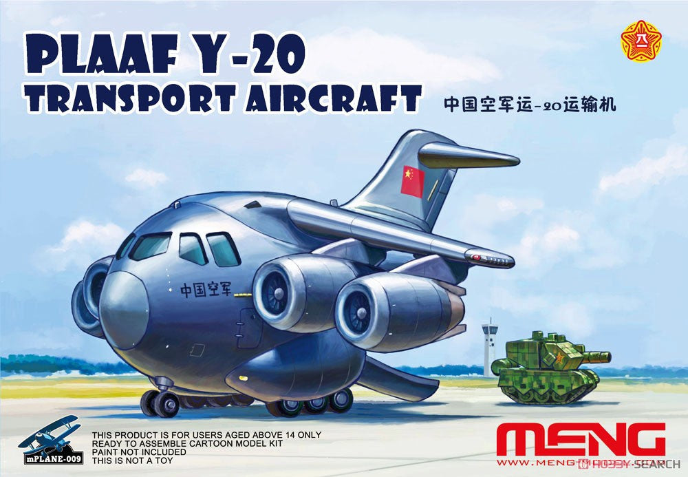 Meng SD PLAAF Y-20 Transport Aircraft | Guf