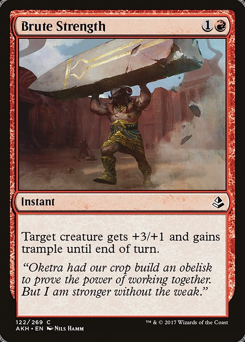 Brute Strength [Amonkhet] | Guf