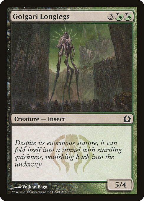 Golgari Longlegs [Return to Ravnica] | Guf