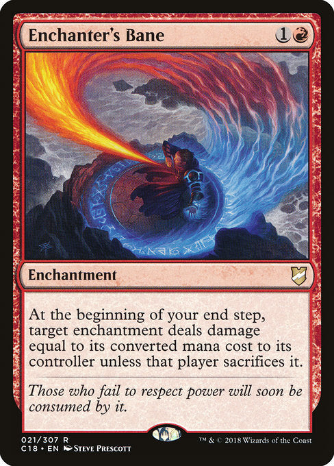 Enchanter's Bane [Commander 2018] | Guf
