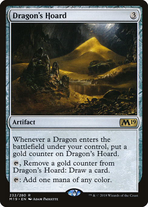 Dragon's Hoard [Core Set 2019]