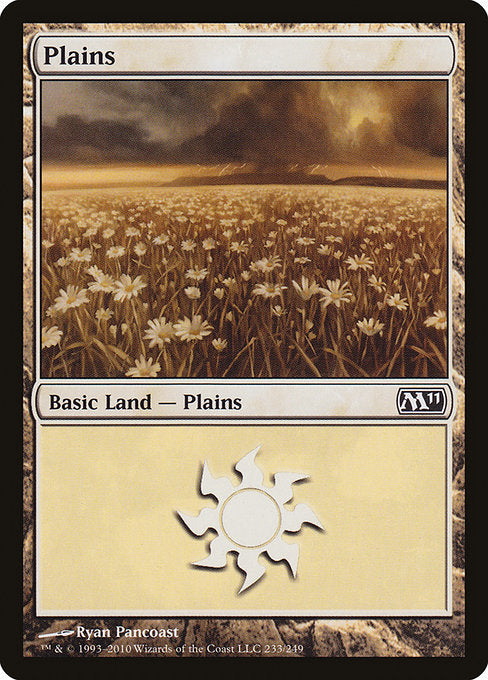 Plains [Magic 2011] | Guf