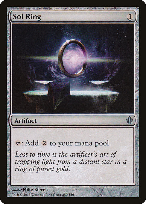 Sol Ring [Commander 2013] | Guf