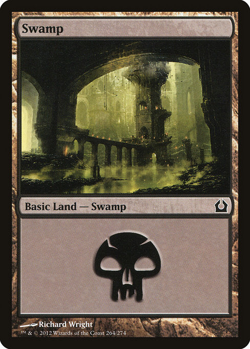 Swamp [Return to Ravnica] | Guf
