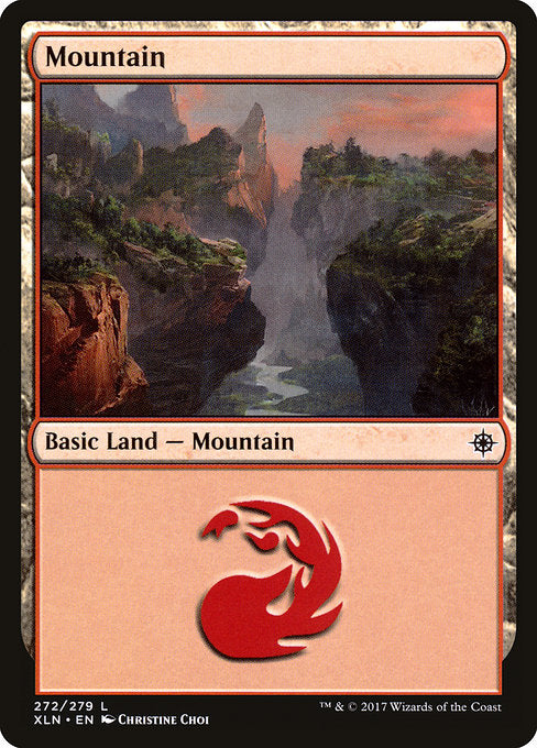 Mountain [Ixalan] | Guf