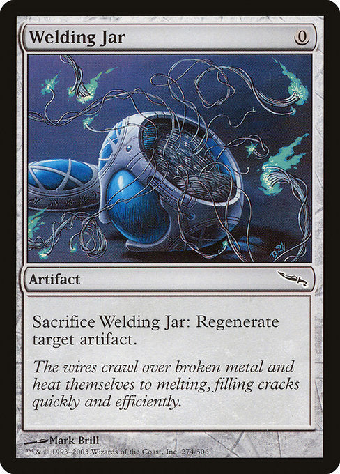Welding Jar [Mirrodin]